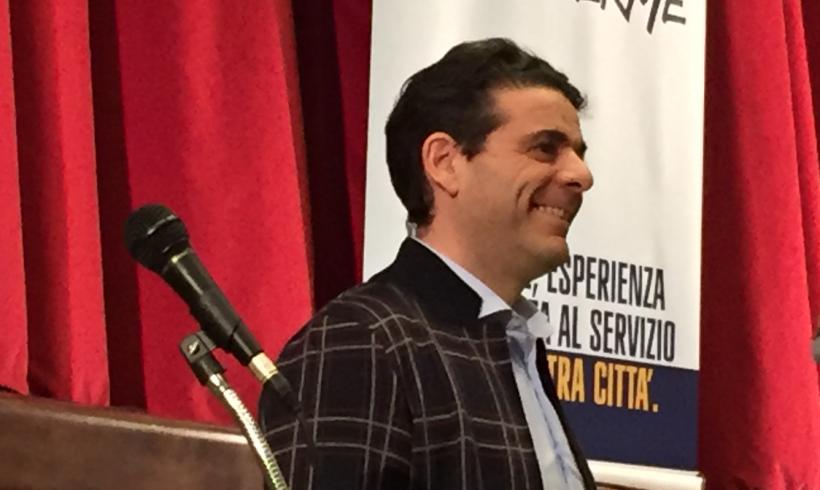 Incontro con Federico Barbierato al teatro Marconi